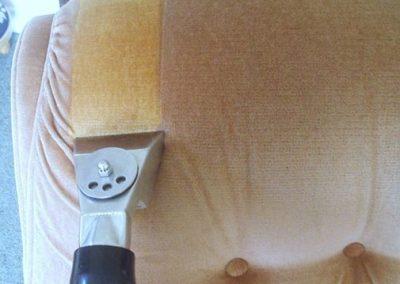 Armchair clean