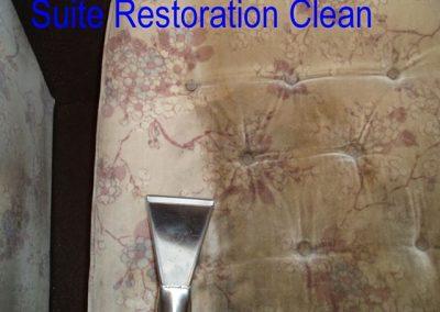Suit restoration